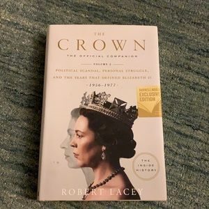 BOOK THE CROWN